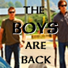Boys are Back
