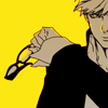 Melly: P4 - Souji w/ glasses