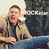 Dean rockstar