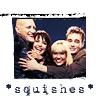 sanctuary: squishes