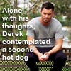 derek hot dog