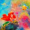 sweet cherry in an apple pie: Disney/Little Mermaid