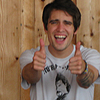 Brendon Urie- Thumbs Up!
