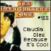 Sapphy: claudia dies
