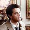 Mel: Supernatural - Castiel (angry)