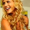 Cinzia: Dexter - Julie Benz - laugh @ Comic Con