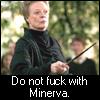 Chevy Eliot: HP - Don't Fuck w/ Minerva