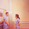 ♦ Grey's - Alex/Cristina Elevator