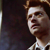 Castiel: Talkative