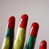 Paint fingers