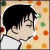 Doumeki Shizuka: dot dot dot