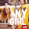 supc4ik: [satc new] carrie ny girl