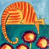 fat orange kat