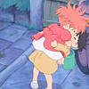 Glomp; Ponyo/Sousuke
