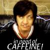 K∞rgy: caffeine