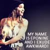 Awkward Eponine