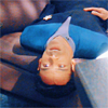 Yo: DS9:  Bashir wistful