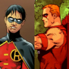 Roy/Tim Arrow/Robin