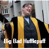 morethansirius: Hufflepuff - Stephen Fry