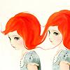 siamese redheads