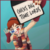 Chicks Dig Time Lords (cover by Katy Shu