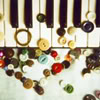frankie: piano keys and buttons