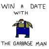 kate beaton: garbage man