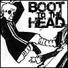 D.Gray-Man ♤ boot to the head