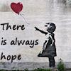 Banksy Always Hope