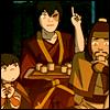 The comedy stylings of Prince Zuko.