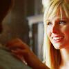 Elle Bishop: adoring smile