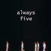 faeez: always five