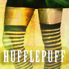 Arguably the most influential figure in history: HP Hufflepuff Hardcore Girl Stockings