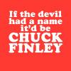 Shadow Flying In Daylight: Chuck Finley