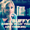 Buffy - Telepathic