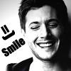 dolnmoon: sn jensen smile