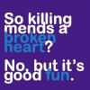Merlin: killing