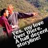 Half-Decent Storyline
