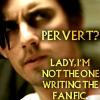 Peter-Pervert Fanfic