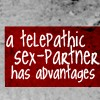 Telepathic Sex Partner