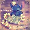 ohana, stitch, lost, i want my mommy, family