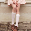 PHOTO » knee high stocking innocence
