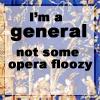 Opera Floozy, celes