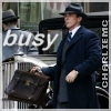 melvin briefcase, busy melvin
