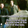 Fangirlage like WHOA.: SPN // S&D&C - It cannot be... You fell!