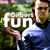 Gilbert Fun from Being Human