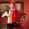 FEELS TERRORIST!: Mad Men Joan accordion