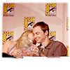 just a small town girl, livin' in a lonely world: [♥] so contagious ;; jim + kaley