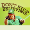 [Glee] Don´t stop believing