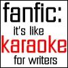 Fanfic - Karaoke